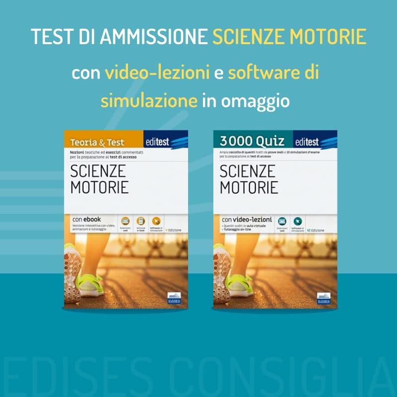 test scienze motorie