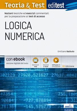 manuale logica numerica test ammissione