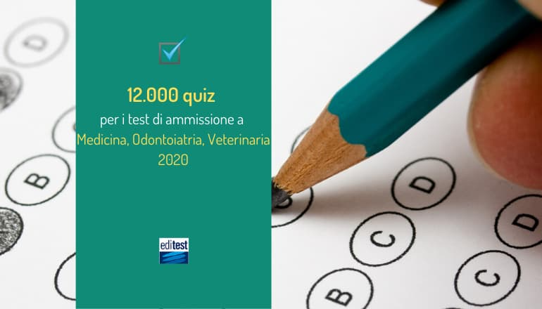 quiz test medicina