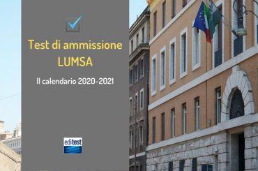 Test ammissione LUMSA 2020: date e consiglio per la preparazione