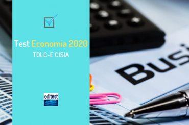Test Economia TOLC: in cosa consiste e come prepararsi
