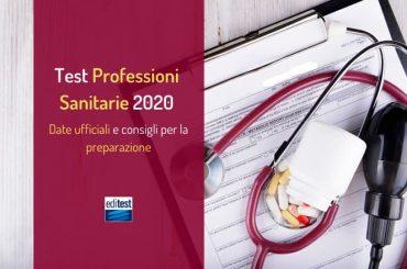 Test Professioni Sanitarie 2020: bando, date e consigli per la preparazione