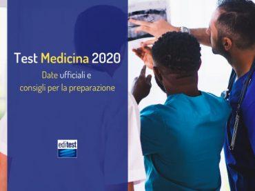 Test Medicina 2020: date ufficiali e libri per la preparazione
