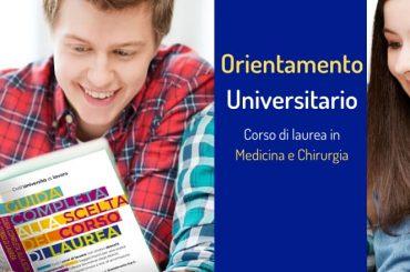 Orientamento alla scelta: corso di laurea in Medicina e Chirurgia