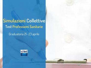 Graduatoria della terza simulazione collettiva di Professioni Sanitarie