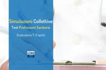 Graduatoria della seconda simulazione collettiva di Professioni Sanitarie