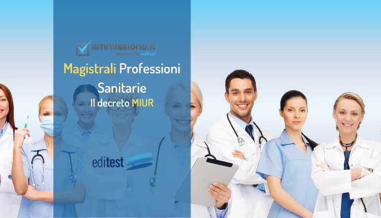 decreto test magistrali professioni sanitarie