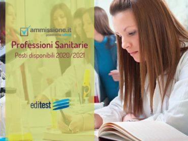 Professioni Sanitarie 2020: definizione dei posti disponibili