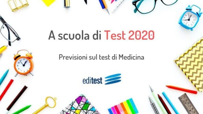 Test di Medicina: come sarà la prova del 2020?