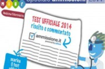 Test Medicina 2014: tutte le soluzioni commentate