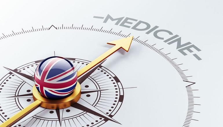 medicina in lingua inglese