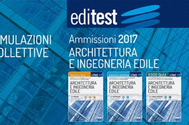 Test di ammissione ad Architettura e Ingeneria: disponibili le simulazioni collettive gratuite