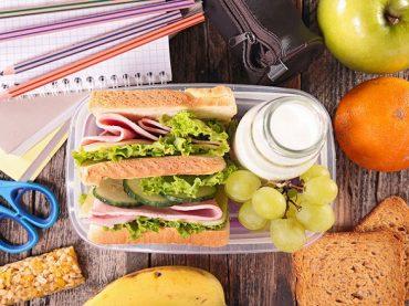 Studiare in estate: mangiare bene fa parte del programma di studi!