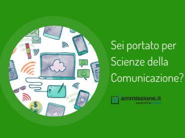 Sei portato per Scienze della Comunicazione?