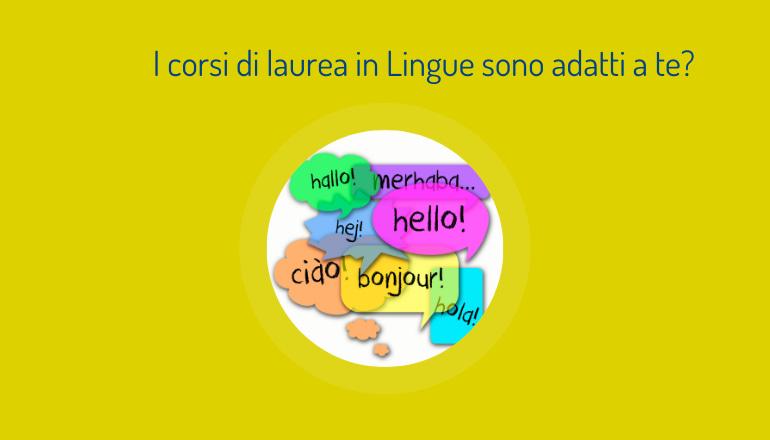 test lingue e letterature straniere