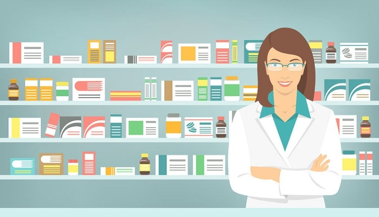 test farmacia 2019