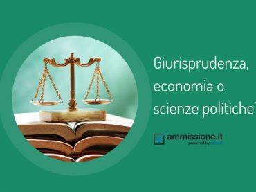 Facoltà di area economico-giuridica: qual è il corso di laurea più adatto a te?