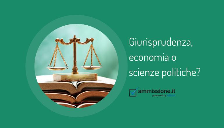 orientamento università economico-giuridiche