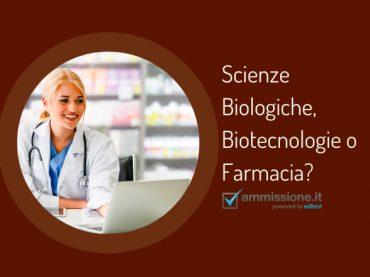 Test Orientamento Facoltà Scientifiche: qual è il corso di laurea più adatto a te?