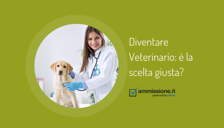 diventare veterinario