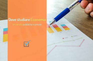 Dove studiare Economia in Italia: le Università pubbliche e private