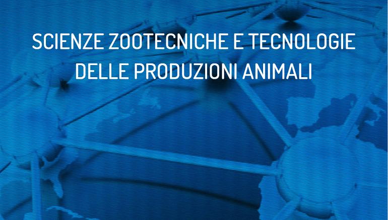 Laurea in Scienze Zootecniche e Tecnologie delle Produzioni Animali