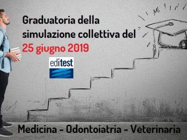 Graduatoria dell'undicesima simulazione collettiva del test di Medicina