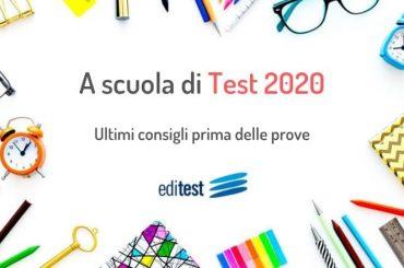 Test ammissione 2020: ultime indicazioni prima delle prove