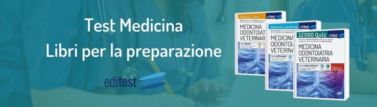 libri test medicina 2021