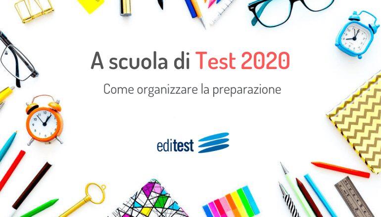 test ammissione università 2020