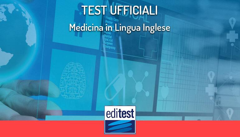 test medicina inglese 2019 commentato