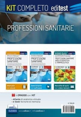 editest professioni sanitarie