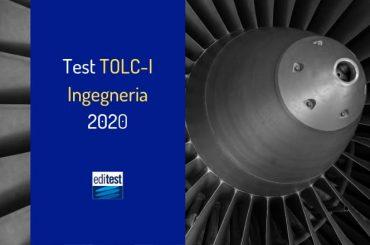 Come prepararsi ai Test Ingegneria TOLC 2020