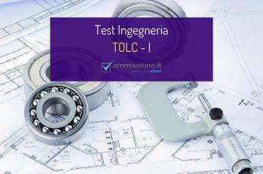 Come prepararsi ai test di Ingegneria TOLC