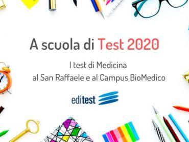 Test Medicina San Raffaele e Campus Biomedico: consigli per la preparazione