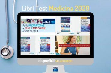 Test ammissione Medicina: i libri disponibili su Amazon