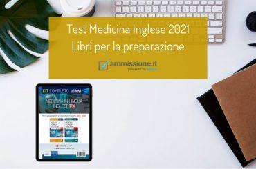 Test Medicina Inglese 2021: nuovi libri per la preparazione