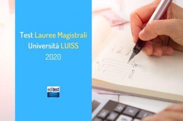 Magistrali LUISS 2020: cambiano i criteri di ammissione