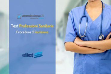 Come iscriversi al test delle Professioni Sanitarie?