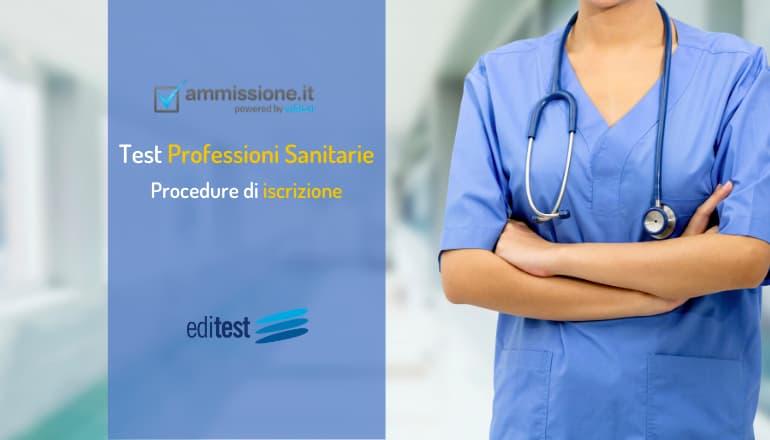 iscrizione test professioni sanitarie