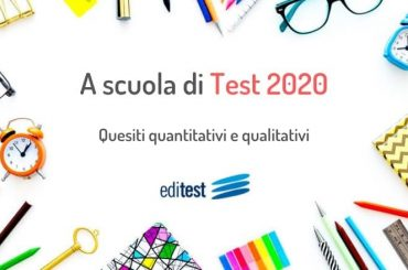 Test di ammissione: differenza tra quesiti quantitativi e qualitativi