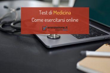 Come esercitarsi in vista del test di Medicina?