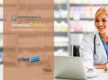 Test Farmacia Università Cattolica 2020: info e risorse di studio