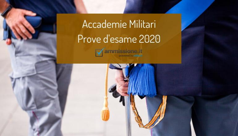 concorsi accademie militari 2020