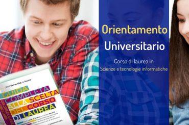 Orientamento alla scelta: corso di laurea in Scienze e tecnologie informatiche