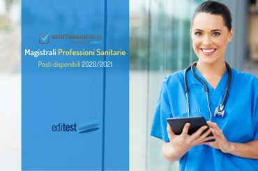 Magistrali Professioni Sanitarie 2020: i posti disponibili
