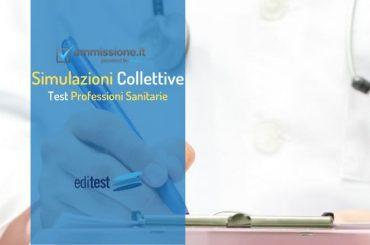 Graduatoria della sesta simulazione collettiva di Professioni Sanitarie