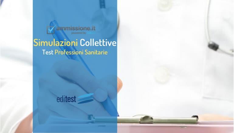 sesta simulazione collettiva test professioni sanitarie 2020