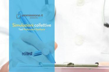 Graduatoria della settima simulazione collettiva di Professioni Sanitarie