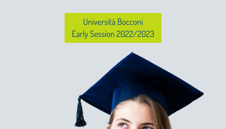 early session bocconi 2022-2023